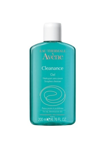 Avene AVENE Cleanance GEL 200 ml - Yağlı ciltler için temizleyici Renksiz